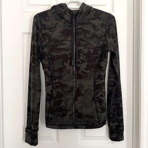 Lululemon hooded define jacket zipper nulu